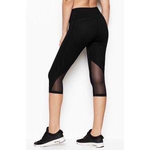 Victoria's Secret Pants - Knockout by Victoria's Secret Crop Legging- Blue